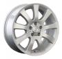Replica TY19 - Общие характеристики  Тип : литые Материал : алюминиевый сплав Цвет : серебристый  хром