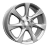 Replica LX42 - Общие характеристики  Тип : литые Материал : алюминиевый сплав Цвет : белый  серебристый  черный