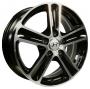 Replica HY-096 7x17/5x114.3 D67.1 ET41 Black -  Тип : литые Цвет : серебристый+черный Крепежные отверстия : 5 Диаметр центрального отверстия : 67.1 мм
