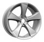 Replica B74 - Общие характеристики  Тип : литые Материал : алюминиевый сплав Цвет : серебристый
