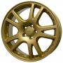 Replica 238 7x17/5x100 D56.1 ET48 -  Тип : литые Цвет : золотистый Крепежные отверстия : 5 Диаметр центрального отверстия : 56.1 мм
