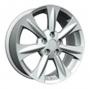 Replica LX15 - Общие характеристики  Тип : литые Материал : алюминиевый сплав Цвет : серебристый  хром