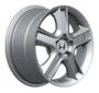 Replica H10 - Общие характеристики  Тип : литые Материал :   алюминиевый сплав Цвет : серебристый
