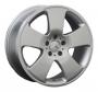 Replica MB49 - Общие характеристики  Тип : литые Материал : алюминиевый сплав Цвет : серебристый