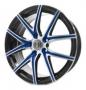 Replica 691 Multi - Общие характеристики  Тип : литые Материал : алюминиевый сплав Цвет : серебристый+черный