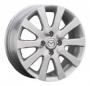 Replica MZ24 - Общие характеристики  Тип : литые Материал : алюминиевый сплав Цвет : серебристый