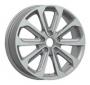 Replica NS69 - Общие характеристики  Тип : литые Материал : алюминиевый сплав Цвет : серебристый